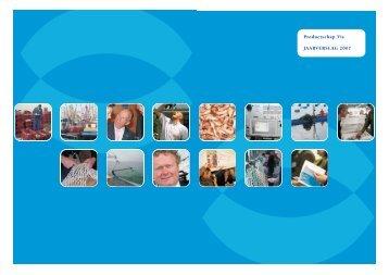 Jaarverslag 2007 - Productschap vis