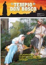 lo avvolse in fasce e lo depose in una mangiatoia ... - Colle Don Bosco