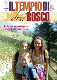 Aria di montagna voglia di vacanze - Colle Don Bosco