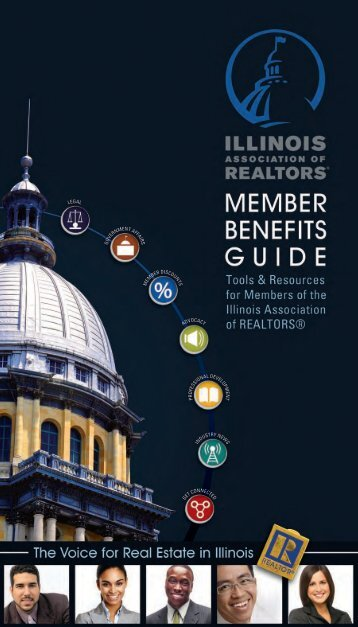 Illinois Association of REALTORS®: Member Benefits Guide