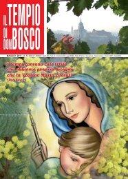 I tempi corrono così tristi che abbiamo proprio ... - Colle Don Bosco