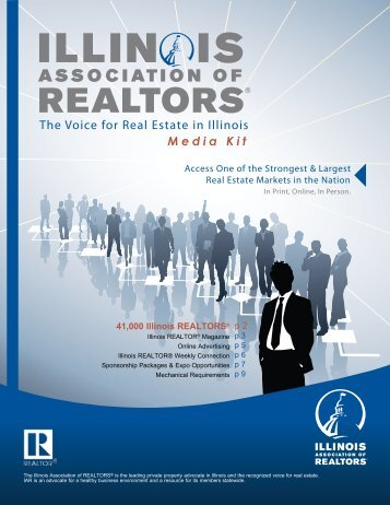 The Voice for Real Estate in Illinois - Illinois Association of REALTORS