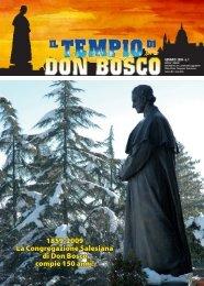 GENNAIO 2009 - Colle Don Bosco