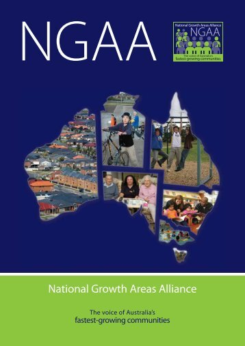National Growth Areas Alliance - NGAA - National Growth Areas ...