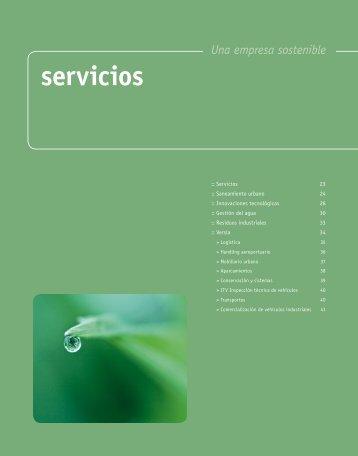servicios - FCC