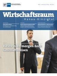 IHK Wirtschaftsraum: Ausgabe Mai