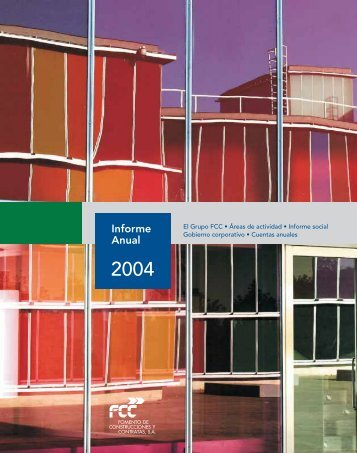 Informe Anual 2004 - FCC