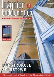 plik pdf 13.60MB - Polska Izba Inżynierów Budownictwa