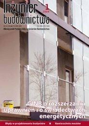 plik pdf 6.30MB - Polska Izba Inżynierów Budownictwa