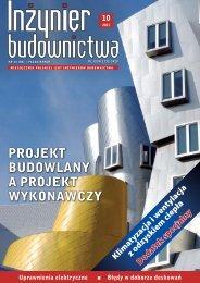 plik pdf 8.70MB - Polska Izba Inżynierów Budownictwa