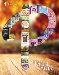 Parragon Katalog Herbst 2015