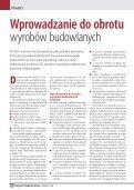 Oznakowanie - Polska Izba Inżynierów Budownictwa - Page 6