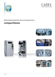 Carel Compact steam.indd