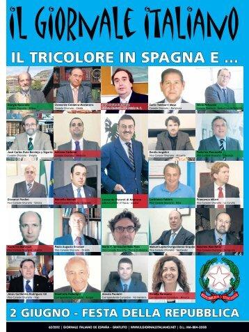 2 giugno - festa della repubblica italiana - Il Giornale Italiano