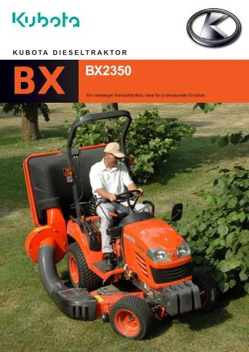 Kubota-BX2350