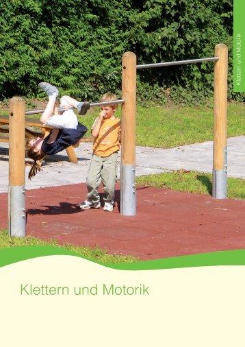 Klettern und Motorik