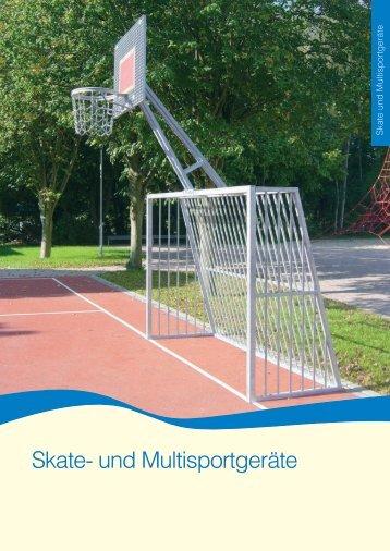 Skate- und Multisportgeräte