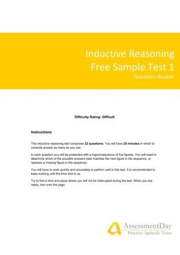 critical thinking aptitude test Shl offer a wide range of paper based ability/aptitude tests at present there are three tests available on-line these are verbal reasoning, numerical reasoning and inductive reasoning these tests seek to measure the candidate's ability to rationalise information presented to them and draw accurate conclusions.