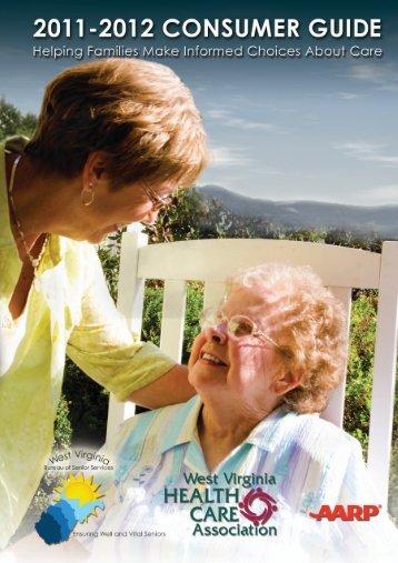 online version - West Virginia Bureau of Senior Services