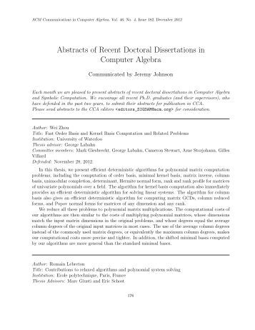 index of dissertation abstracts