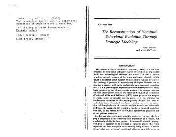 On the Perception of Newcomers   Center for Evolutionary Psychology Amazon com  Evolutionary Psychology   nd Edition                   Steven  J  C  Gaulin  Donald H  McBurney  Books