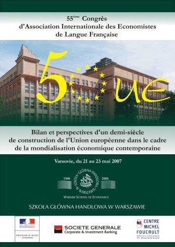 strona tytułowa - prof. dr hab. Marian Gorynia