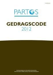 Gedragscode Partos 2012.pdf - Hivos