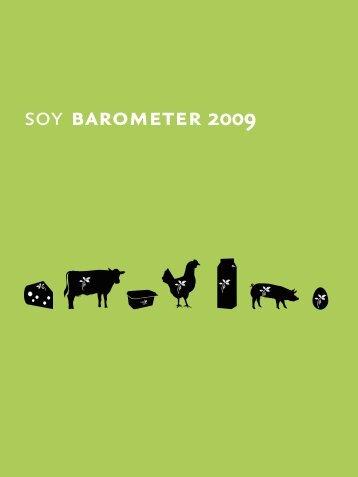 Dutch Soy Barometer 2009