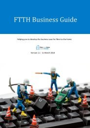 FTTH Business Guide - AWT.be