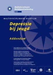 Addendum richtlijn depressie jeugd - Ncj