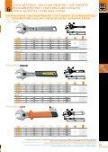 llaves ajustables / adjustable wrenches / clés à molette - Page 3