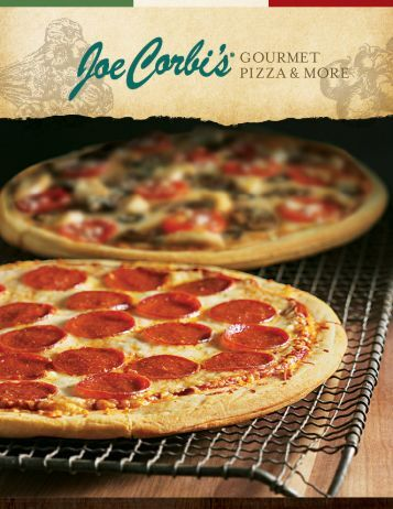 GOURMET PIZZA & MORE