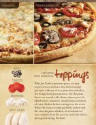 GOURMET PIZZA & MORE - Page 2
