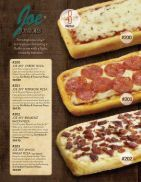 GOURMET PIZZA & MORE - Page 7