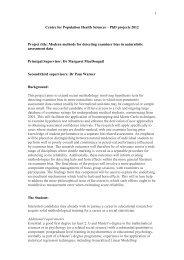 Modern methods for detecting examiner bias in naturalistic ...