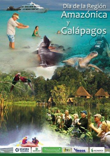 Amazónica y Galápagos