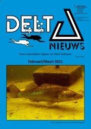 Februari/Maart 2011 - Delta Duikteam
