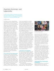 Zwischen Kommerz und Lebenshilfe (pdf, 103KB) - Universität Bern