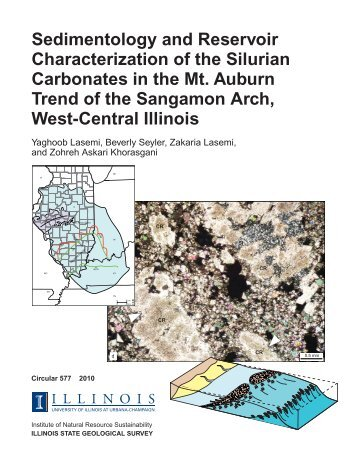 Sedimentology and Reservoir Characterization of the Silurian ...