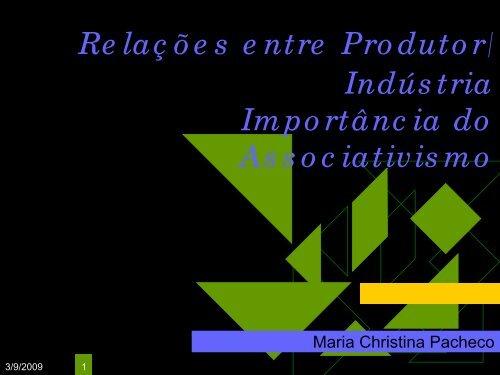 Maria Christina Pacheco - OPEC