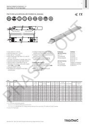 PCA T5 ECO lp 24–80 W 220–240 V 50/60/0 Hz, dimmable - Tridonic