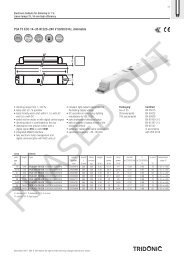 PCA T5 ECO 14–35 W 220–240 V 50/60/0 Hz, dimmable - Tridonic