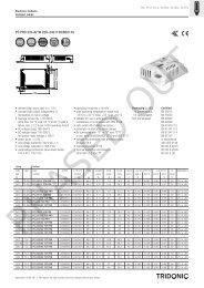 PC PRO 2/9–42 W 220–240 V 50/60/0 Hz - Tridonic
