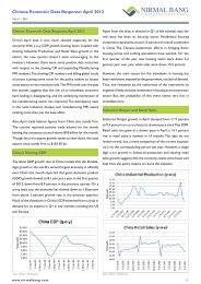 Chinese Economic Data Response: April 2012 - all-mail-archive