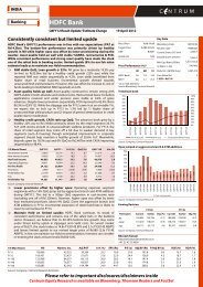 HDFC Bank - Q4FY12 Result Update - Centrum ... - all-mail-archive