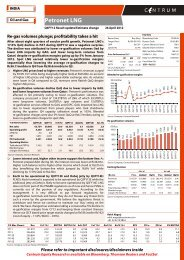PLNG - Q4FY12 Result update - Centrum ... - all-mail-archive