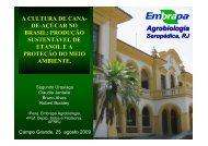 Agrobiologia - OPEC