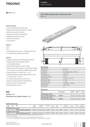 digital dimmable ballasts for fluorescent lamps excel tridonic?quality=85 electronic transformers for low voltage halogen lamps mounting te tridonic dimmable ballast wiring diagram at crackthecode.co