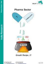 Pharma Sector Note_Mar16.pmd - all-mail-archive