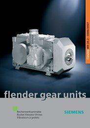 flender gear units - SETAMS SA